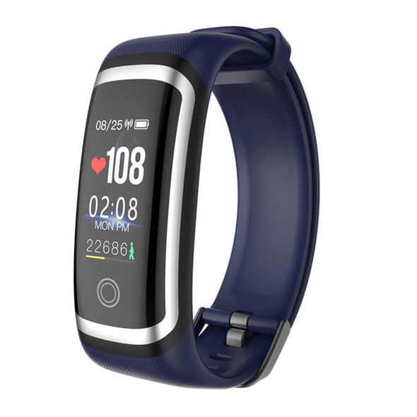 Fitness Tracker Smart Watch Heart Rate Monitor