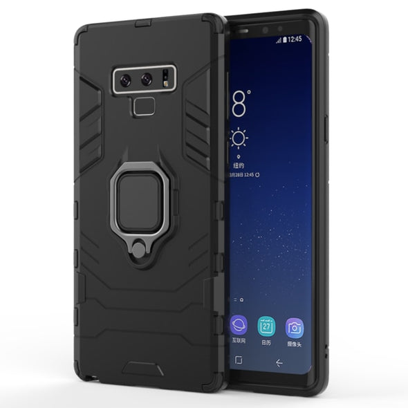 Luxury Heavy Duty Anti-knock Armor Phone Case For samsung galaxy note 9