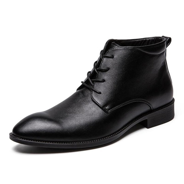 New High Quality Men's Short Boots