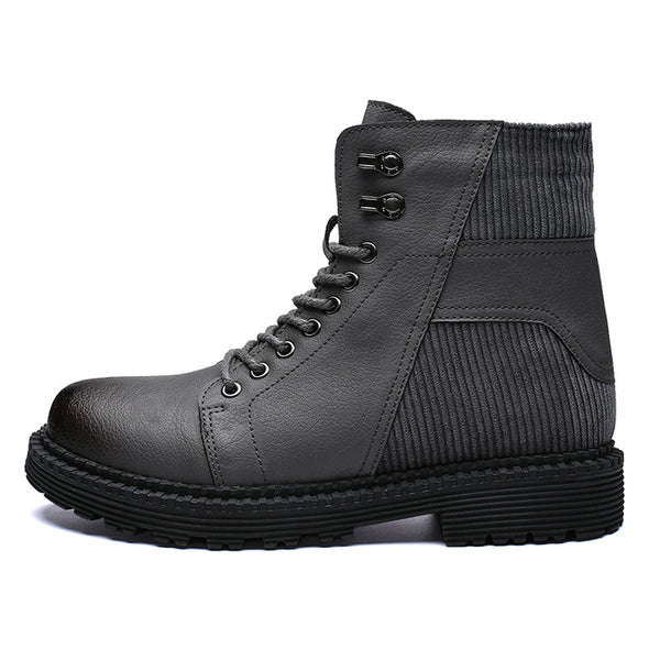 New Winter Snow Boots For Men Sneakers Male Shoes
