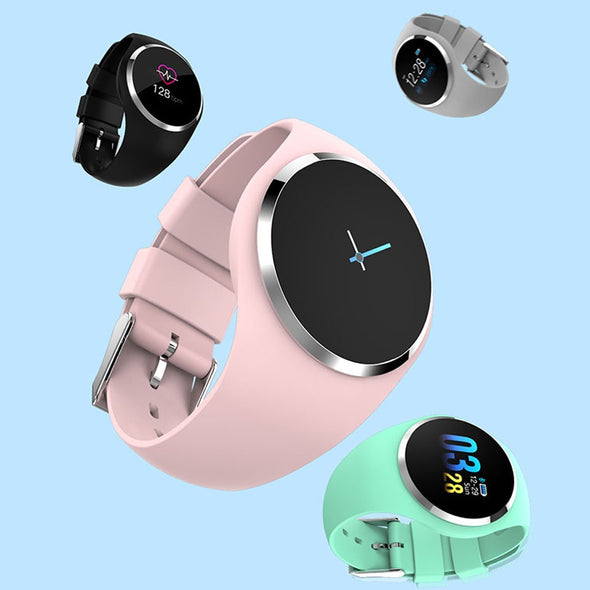 Smart Watch Waterproof Wearable Device  Fitness Tracker