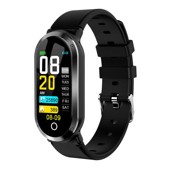 New Support Heart Rate Waterproof Wristband  Bracelet