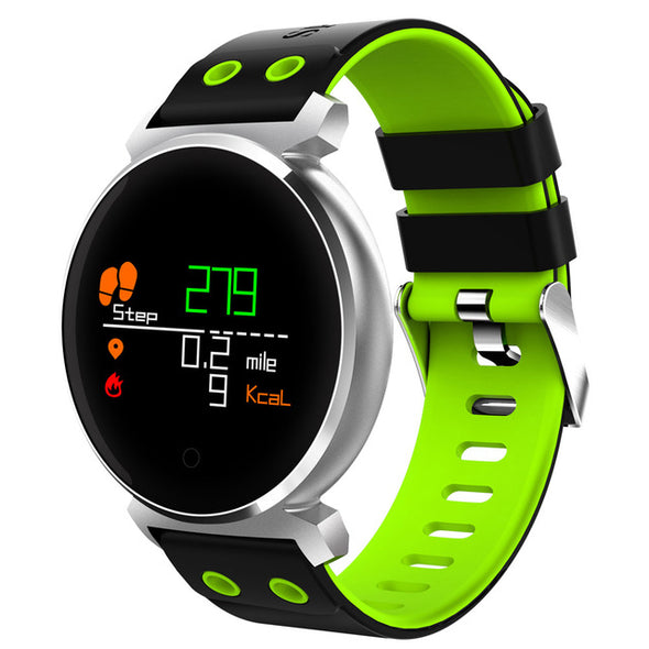 Bluetooth Chip Sleep Heart Rate Blood Pressure Oxygen Calories Monitor Remote Camera Smart Watch