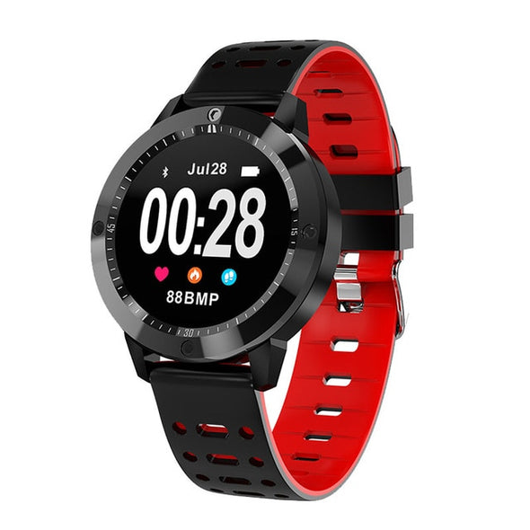 Activity Fitness Tracker Heart Rate Monitor Sports IP67 Waterproof Smartwatch