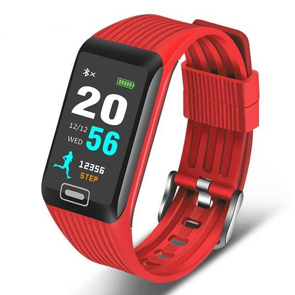New Smart Watch Fitness Tracker Heart Rate Blood Pressure Monitor