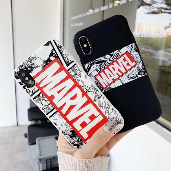Cool Male Matte Silicone Phone Case For iPhone