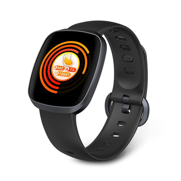 GT103 Smart Watch Heart Rate Blood Pressure Fitness Tracker