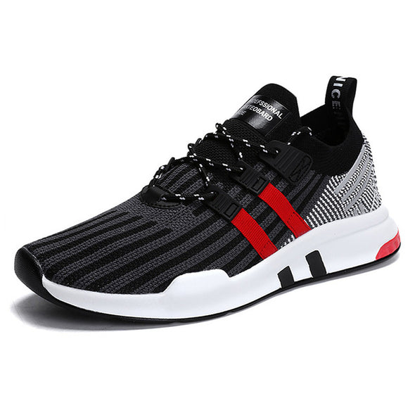 Air Mesh Running Shoes Outdoor Cushioning Sneakers