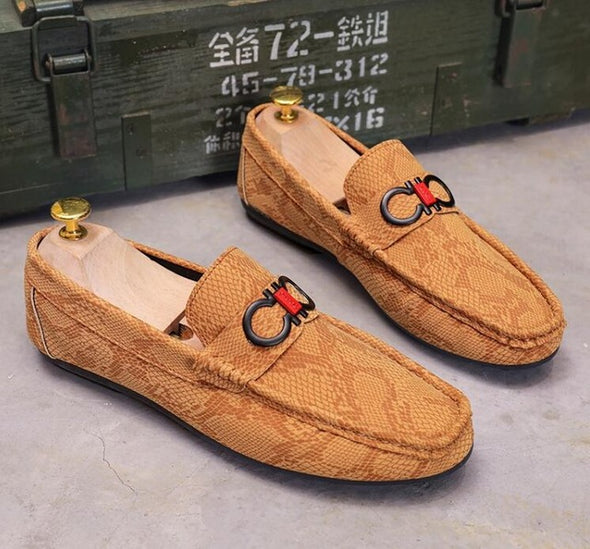 Fashion Light Breathable Loafers