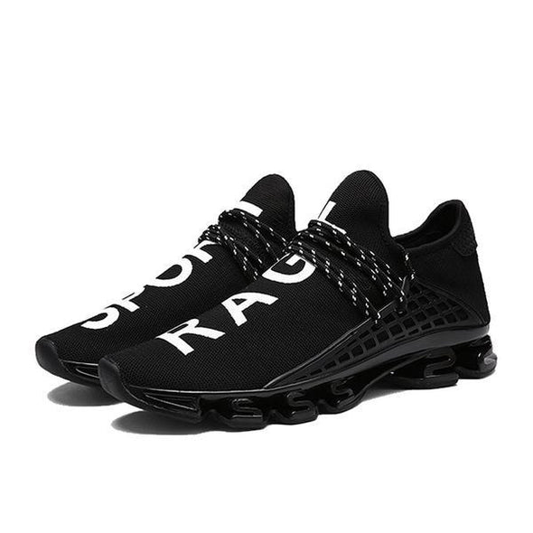 Hot Sale Unisex Breathable Jogging Walking Sport Shoes