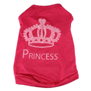 Cute Pink Princess Vest