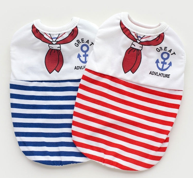 Doggy Sailor T shirt