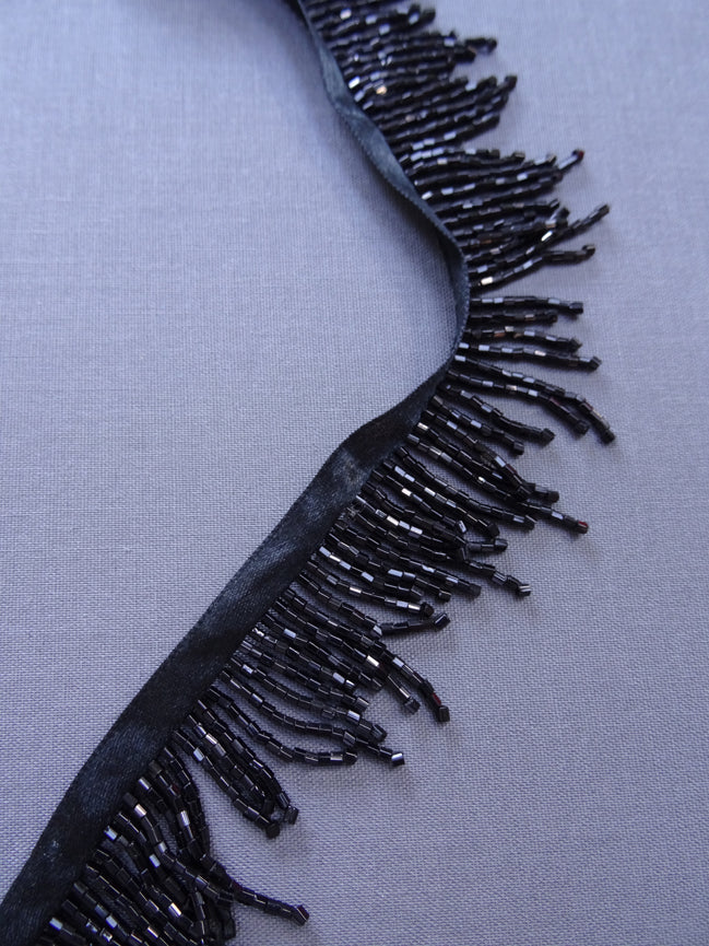 Beaded Fringe Trim