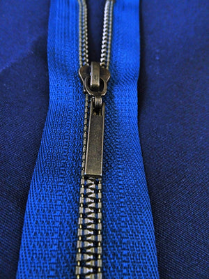 Navy Blue No 6 Closed End 20cm Zip