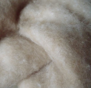 Silk Wool Wadding 80g