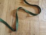 Forest green Upholstery braid (AVAILABLE TO ORDER)