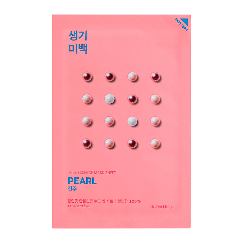 Holika Holika - Pure Essence Sheet Mask Pearl