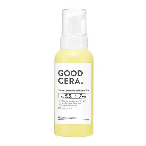 Holika Holika - Good Cera Super Ceramide Foaming Wash 160ml