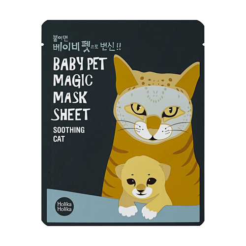 Holika Holika - Baby Pet Magic Sheet Mask Cat