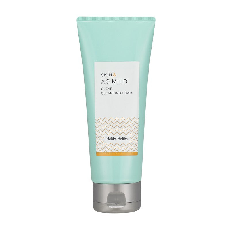Holika Holika - Skin & AC Mild Clear Cleansing Foam 150ml