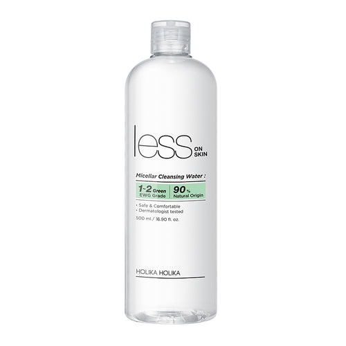 Holika Holika - Less On Skin Micellar Water 500ml