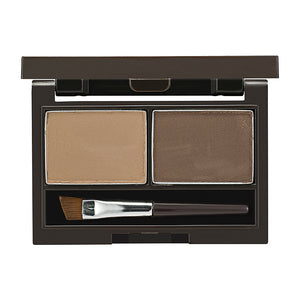 Holika Holika - Wonder Drawing Eyebrow Kit 02 Ash Brown