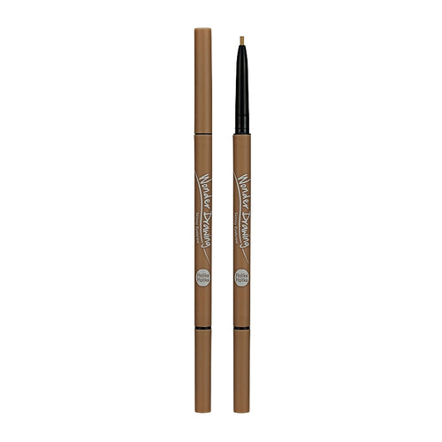 Holika Holika - Wonder Drawing Skinny Eyebrow 03 Light Brown