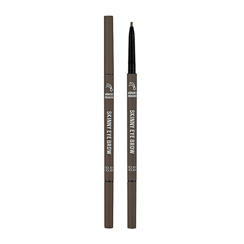 Holika Holika - Wonder Drawing Skinny Eyebrow 05 Ash Brown