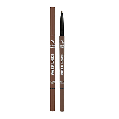 Holika Holika - Wonder Drawing Skinny Eyebrow 06 Choco Brown