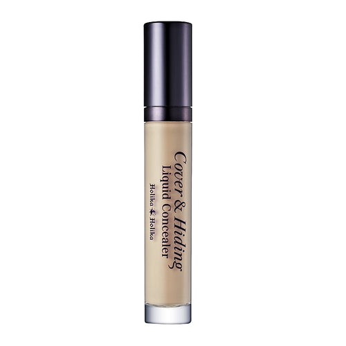 Holika Holika - Cover & Hiding Liquid Concealer 02 Natural Beige 4ml