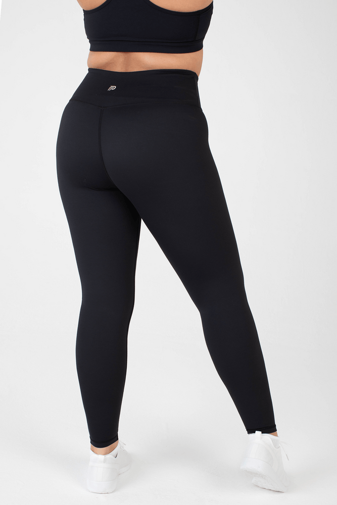 Sculpt Black High Waisted Full Length Leggings
