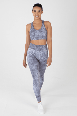 Unite Racerback Grey Sports Bra