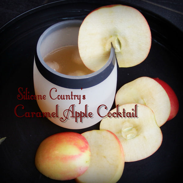 How To Make:  Caramel Apple Cocktail