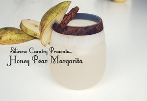 How To Make: Honey Pear Margarita