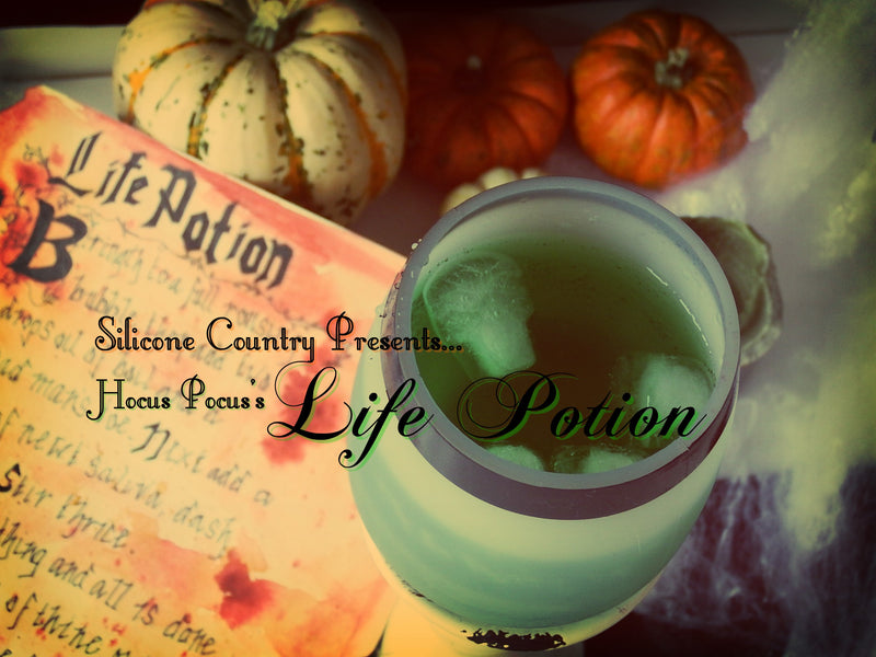 How To Make: Hocus Pocus's Life Potion