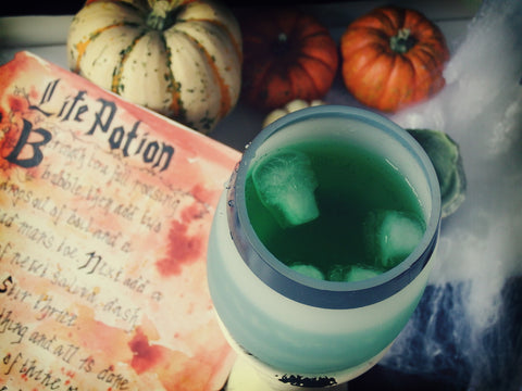 Life Potion in Silicone Cup