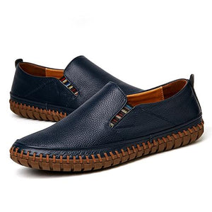 Big Size Men Genuine Leather Shoes