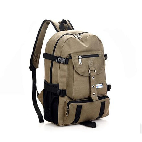 Men's Canvas Backpack