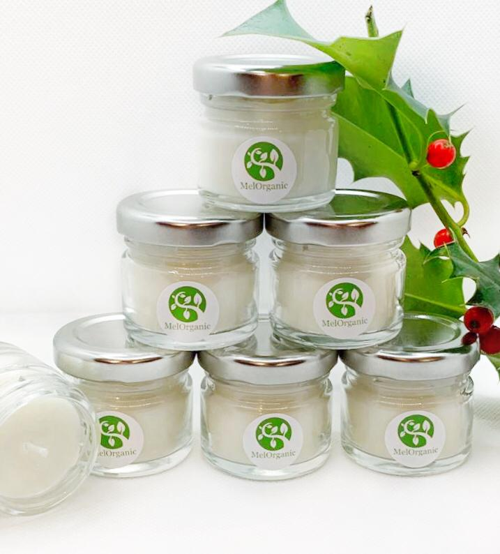 Christmas Bliss Mini Candles