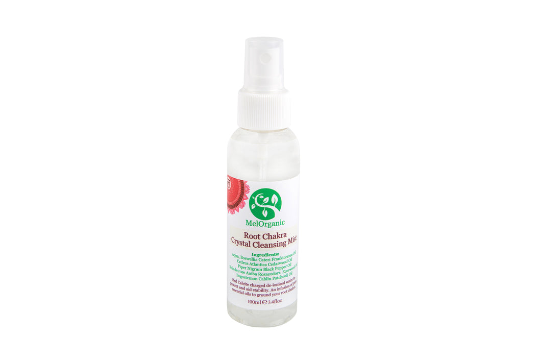 Root Chakra Cleansing Mist