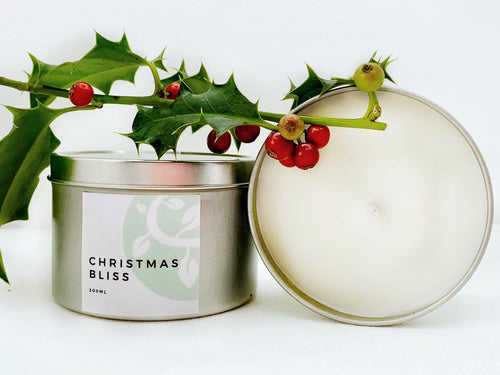 Luxury Scented Christmas Candle