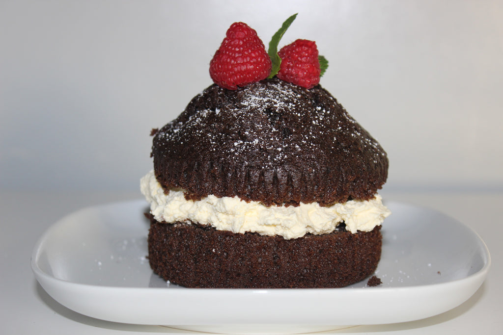 Large Double Chocolate Muffin