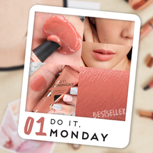 Fiit Everyday Kiss Lip & Cheek 01- Do it, Monday