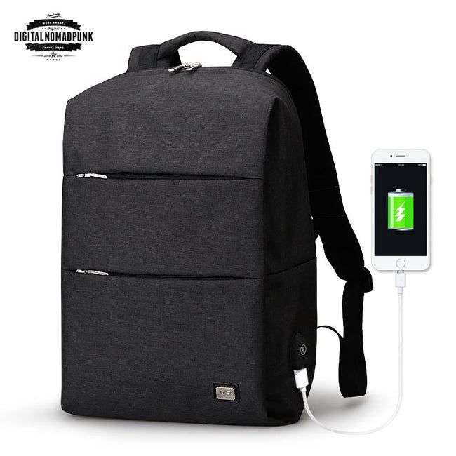 SPACE ODYSSEY USB Travel Backpack