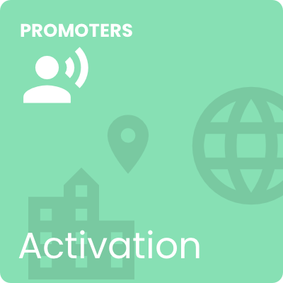 Promoters - Activation Packs