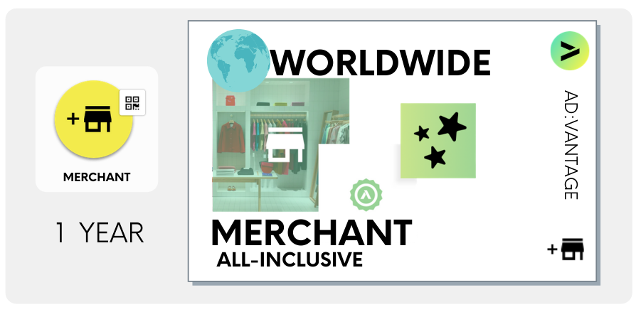 GLOBAL Merchant - All Inclusive, Annual Plan