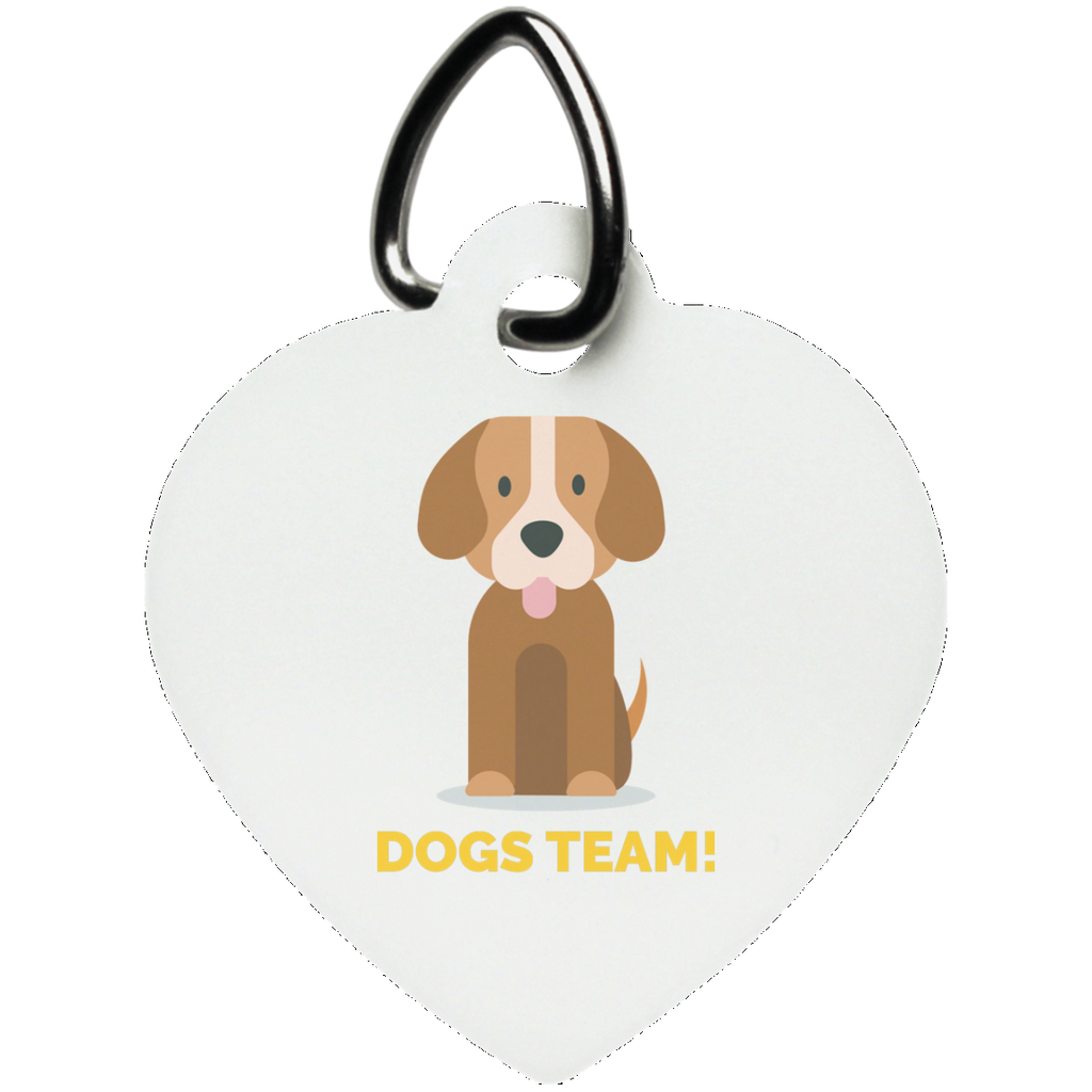 St. Bernard Cute Dog - Pet Tag And Leash