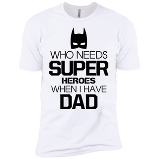 Who Need Super Heroes - Family Tshirt, Hoodies