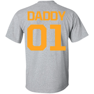 01 Daddy - Family Tshirts