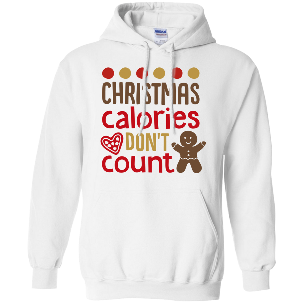 Christmas Calories Don't Count - Tshirt And Hoodies